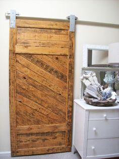 The Pineapple Room: Barn Door