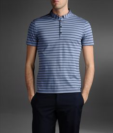 Short-sleeved polo Price: $135,00