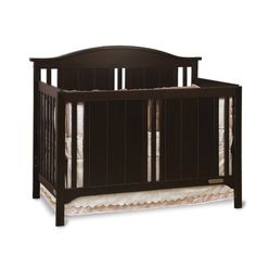 Found it at Wayfair - Watterson 4-in-1 Convertible Crib