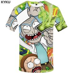KYKU Brand Dragon Ball T Shirt 3d T-shirt Anime Men T Shirt Funny T Shirts  Hip Hop 2017 Japanese Mens Clothes Vintage Clothing 6215b373b