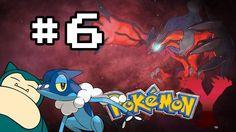 Let's Play: Pokemon Y #6- Frogadier e Snorlax!