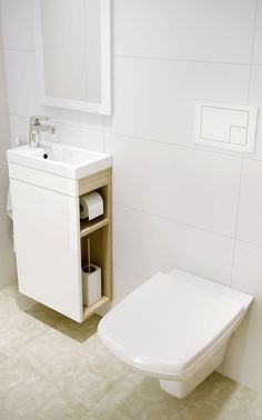 Small Bathroom Remodeling Cost For Inspirations And Example 2019 Green bathroom . - Small Bathroom Remodeling Cost For Inspirations And Example 2019 Green bathroom decorating is fun. Very Small Bathroom, Small Bathroom Storage, Tiny House Bathroom, Bathroom Layout, Modern Bathroom Design, Bathroom Interior, Master Bathroom, Bathroom Remodeling, Bathroom Cost