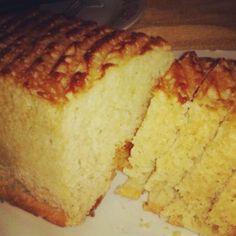 Pão Branco 'fake' - Dieta Dukan Receitas