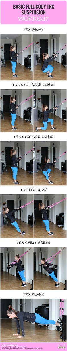 Why You Should Start TRX Suspension Training - http://www.amazon.co.uk/dp/B00RLH0M6C http://www.amazon.de/dp/B00RLH0M6C