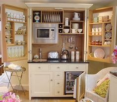 Kitchen storage dream