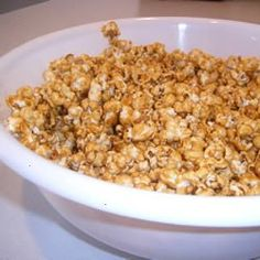 Check out how to make this Caramel Popcorn