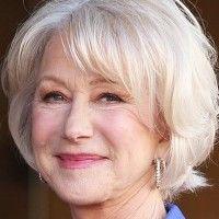 short haircut for women over 60