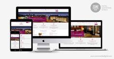 Crowne plaza responsive showcase Web Design, Electronics, Design Web, Website Designs, Consumer Electronics, Site Design