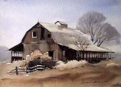 Dillman's Creative Art Workshops - 2014 - David R. Becker - The Most Important Watercolor Workshop You Will Ever Take