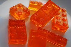 craftyc0rn3r: Lego Gummy Candy