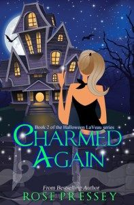 Baroness' Review of Charmed Again by Rose Pressey