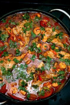 Receita: Peixada Goiana (receita da minha mãe) fica pronta em 20 minutos - Sem Medida Espaço Gastronômico