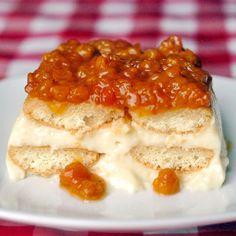 Bakeapple Orange Tiramisu - Rock Recipes -The Best Food & Photos from my St. Rock Recipes, Great Recipes, Favorite Recipes, Recipe Ideas, Yummy Treats, Sweet Treats, Newfoundland Recipes, Tiramisu Cheesecake, Baked Apples