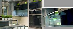 The Nova kitchen from Beckermann