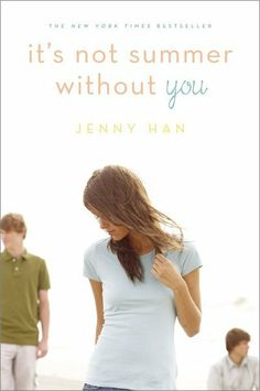 It's Not Summer Without You by Jenny Han. Oh my gosh Jenny Han is such a good author! I loved this book just as much as the first one! And I was so happy for Belly and Jeremiah! Ya Books, I Love Books, Great Books, Books To Read, Amazing Books, Teen Books, Upper West Side, Hunger Games, Jenny Han Books