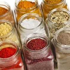 Homemade Seasoning Blends Taco Seasoning Ingredients, Fajita Seasoning, Seasoning Mixes, Homemade Spice Blends, Homemade Spices, Homemade Seasonings, Spice Bottles, Spice Jars, Spice Mixes