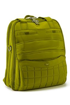 Lug Life Sprout Carry-All Bag in Grass Green - Beyond the Rack
