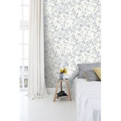 Cool 44 Perfect Bedroom Wallpaper Decoration Ideas For Your Bedroom. wallpaper 44 Perfect Bedroom Wallpaper Decoration Ideas For Your Bedroom Wallpaper Decor, Home Wallpaper, Bedroom Wallpaper, Wall Paper Bedroom, Interior Wallpaper, Modern Luxury Bedroom, Luxurious Bedrooms, Room Interior, Interior Design Living Room