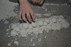 Cloud Dough from Come Together Kids