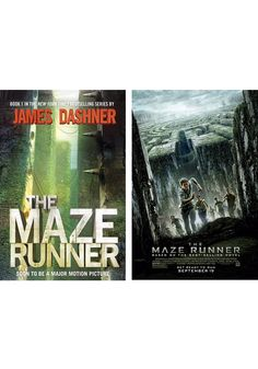 The Maze Runner is a YA dystopian novel about life in a world that's part 1984 and part Lord of the Flies.