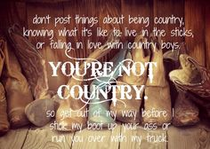 Hair Bow Country Girl Y'all Can Kiss My Grits Country Sweetheart Fake Country Girls, Country Girl Life, Country Girl Problems, Redneck Girl, City People, Girls Life, My Way, Music Quotes, Falling In Love