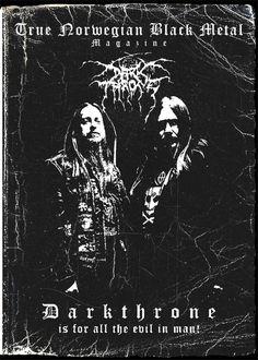 True Norwegian Black Metal Magazine