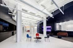 INABA Architecture, Red Bull Music Academy, Red Bull Music Academy New York, Red Bull Music Academy New York INABA - http://architectism.com/red-bull-music-academy-new-york-by-inaba/