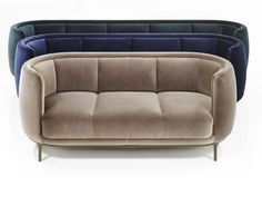 Waiting furniture: Vuelta sofa by Wittmann at STYLEPARK