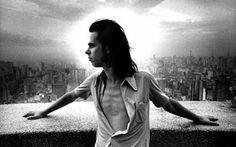 Nick Cave in Sao Paulo.