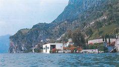 Casa sul lago d'Iseo