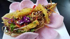 Banana Flower Salad at Veggie Saigon