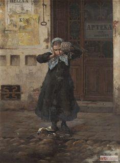 Seweryn BIESZCZAD ● Zbite lekarstwo, 1887 r.