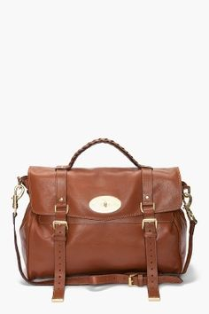 Mulberry Oversized Alexa Bag for women - StyleSays