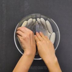 Here are some of the cool and useful cement hacks and DIYs I've collected over on the Gram. I will be posting more as I discover them.Useful Cement Hacks For Every Day Situations — Style Estate 5 Minute Crafts Videos, 5 Min Crafts, Diy Videos, Craft Videos, Diy And Crafts, Hand Planters, Diy Concrete Planters, Concrete Crafts, Concrete Garden