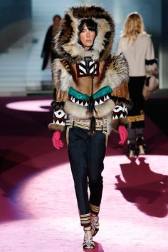 Dsquared² - Fall 2015 Ready-to-Wear - Look 28 of 32