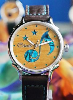 Celeste watches are artisan timepieces, handcrafted in Springfield, Oregon, with mixed media dials that not only tell time but also serve as a wearable art piece. Learn more about this artist by contacting us at http://pacificfinearts.com  #PacificFineArtsFestivals #FineArt #Festivals #Paintings #Photography #Sculpture #Watches #Jewelry #SiliconValley #BayArea #California SanFrancisco #NorthernCalifornia