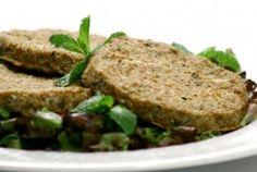 Receita de Hamburguer de Soja com Biomassa- receitas, vídeos e dicas para uma alimentação saudável
