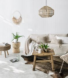 Indie Coastal Home | Indie Home Collective | indiehomecollective.com