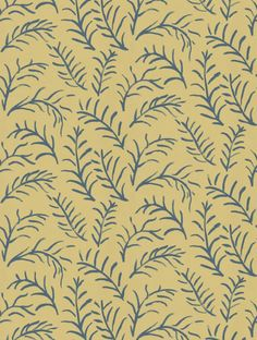 Sanderson Matisse Leaf Wallpaper - 211081