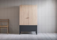 PINCH references shaker furniture at maison & objet 2017 Shaker Furniture, Home Furniture, Furniture Design, Modern Scandinavian Interior, Armoire, Drinks Cabinet, Recycled Furniture, Wood Cabinets, Cabinet Design