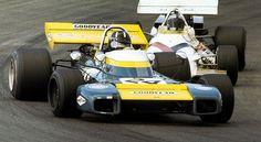1971 Graham Hill. Brabham BT34 Ford