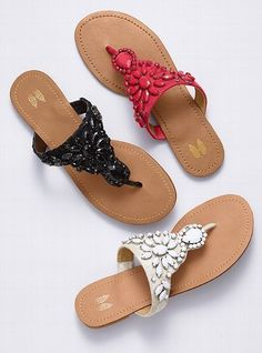 VS Collection NEW! Beaded Lace Flat  Victoria's Secret  $78.00