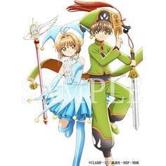 Syaoran, Sakura Kinomoto, Sailor Moon, Manga Anime, Yuri, Anime City, Card Captor, Otaku, Clear Card