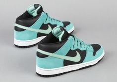 Nike SB Dunk Mid Pro – Medium Mint / Sea Crystal