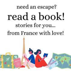 From France with Love! Promotion of Books set in France - Je T'aime Me Neither Great Books, New Books, Books To Read, Happy Reading, First Novel, Memoirs, Short Stories, Thriller, Promotion