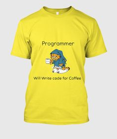 Love this tee @voxpop. Get your t-shirt on http://www.voxpop.com/voxpress/codeforcoffee