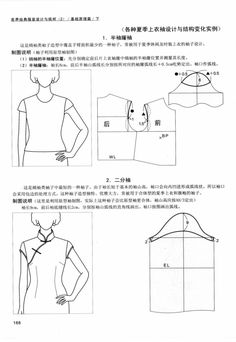 Tipos de manga japonesa