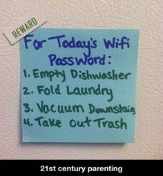 Great idea to get the kids to their jobs! Pinned from kidspot.