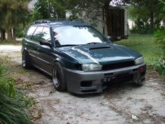 dumped outback