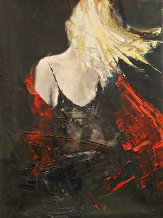 "Saatchi Art Artist Fanny Nushka Moreaux; Painting, ""That Old Shirt, 2013"" #art"